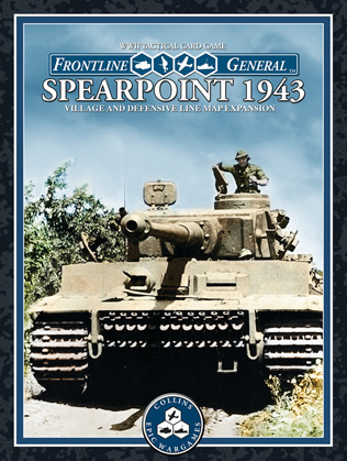 Spearpoint 1943 Box Art
